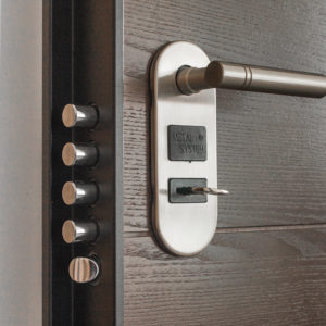 Entry Lever Lock