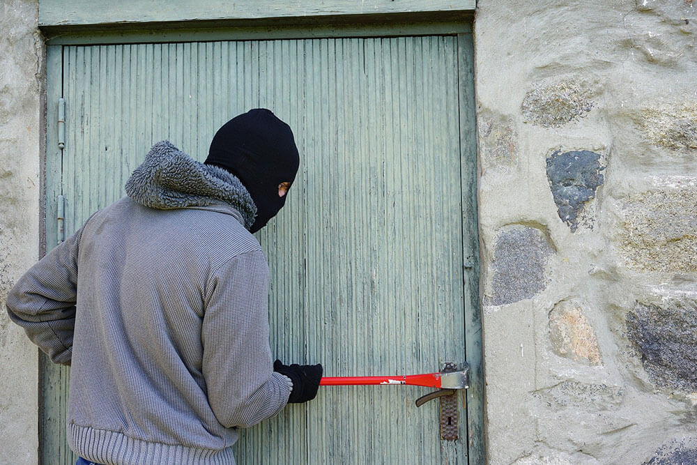 What Are The Best Burglary Deterrents?