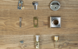 electronic locks and mechanical locks