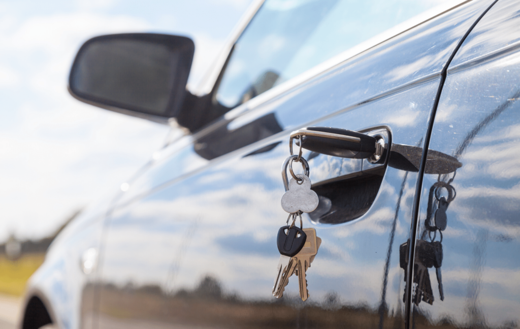 when to call an automotive locksmith