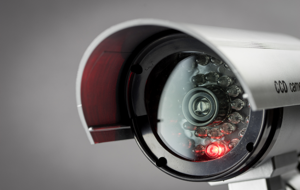 Smile You're on Camera 5 Reasons Why Businesses Use Security Cameras